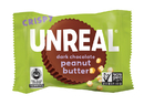 Unreal Candy 209 Dark Chocolate Peanut Butter Cup With Crispy Quinoa 6-4 Ounce