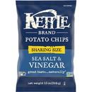 Kettle Potato Chip Sea Salt Vinegar 9/13Z