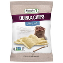 Simply7 65823 S7 Quinoa Sea Salt 0.8oz 6Ct Stand Alone