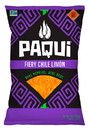 Paqui Chile Limon Tortilla Chips 12-7 Ounce