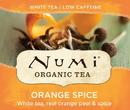Orange Spice White Tea 1-100 Count
