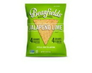 Bean Chips Jalapeno Lime 24-1.5 Ounce