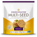 Crunchmaster Multi-Seed Crackers Original Case