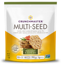 Crunchmaster Multi-Seed Crackers Rosemary & Olive Oil Case
