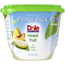 Dole Mixed Fruit In Juice 15 Ounce Tub - 8 Per Case