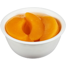 Dole Peach Slices In Juice 15 Ounce Tub - 8 Per Case