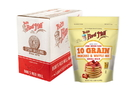 Bob'S Red Mill 10 Grain Pancake And Waffle Mix 24 Ounce Bag - 4 Per Case