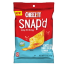 Cheez-It Snap'D Cheddar Sour Cream And Onion Crackers 1.5 Ounces Per Pack - 36 Per Case