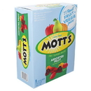Mott'S Assorted Fruit Flavored Snacks 5 Ounces Per Pouch - 8 Per Box - 8 Per Case
