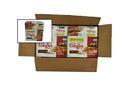 Nature Valley Peanut Butter Chocolate Wafer Bars 1.3 Ounces Per Bar - 12 Per Box - 4 Per Case