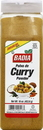 Badia Curry Powder 16 Ounce Bottle- 6 Per Case