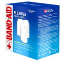 Band Aid 1118767 Band Aid Flex Gauze 3 X 1.2 Yard Roll 5 Count - 2 Per Pack - 6 Packs Per Case
