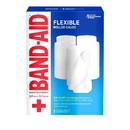 Band Aid 1118766 Band Aid Flex Gauze 4 X 2.1 Yard Roll 5 Count - 2 Per Pack - 6 Packs Per Case