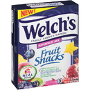 Welch'S Fruit Snack Superfruit Mix .8 Ounce Bag 8 Per Pack - 10 Packs Per Case