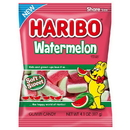 Haribo Confectionery Watermelon Gummies 4.1 Ounce Bags - 12 Per Case