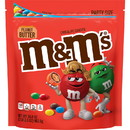 M&M's Peanut Butter Extra Large Stand Up Pouch 6-34 Ounce