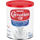 Nestle Carnation Instant Nonfat Dry Milk 4 X 22.75 Oz Canister Tray