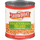 Showboat Bean Vegetarian 6-112 Ounce