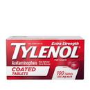 Tylenol 3049928 Extra Strength Tylenol Tablet 100 16-3-100 Count