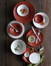 Syracuse 906045012 Cantina 5 Ounce Fruit Bowl Cayenne Melamine 36-1 Each