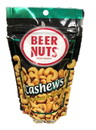 Beer Nuts Cashew Stand Up Pouch 6-8 Ounce