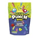 Sour Punch 18745 Sour Punch Bites Assorted Case/Sub 6/9 oz