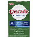 Cascade 95788 Complete Powder Dishwasher Detergent Fresh Scent 6-3.75 Pound