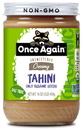 Once Again Nut Butter OT4546 Organic Sesame Tahini 6-16 Ounce