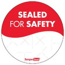 Daymark IT118674 3 Inch Circle Tamper Seal Labels 1-500 Count
