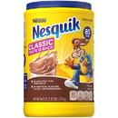 Nestle 00028000915476U Nesquik Chocolate Powder 6X44.9oz Canisters