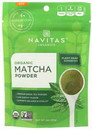 Navitas Organics Matcha Powder Organic 6-3 Ounce