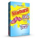 Starburst 32724 Fruit Punch Drink Mix Singles 12-6 Count