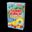 Wylers Light 34435 Island Punch Singles Lemon Berry 12-10 Count