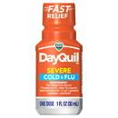 Vicks Dayquil Severe Multi Sympton 4-8-1 Fluid Ounce