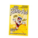 Flavor Aid 31524 Unsweetened Lemonade Soft Drink Mix 192-2 Quart