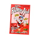 Flavor Aid 31527 Unsweetened Strawberry Soft Drink Mix 192-2 Quart