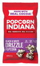 Popcorn Indiana 8435710050 Black And White Drizzle Shipper 36-6 ounce