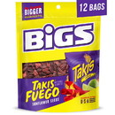 Bigs Fuego Sunflower Seeds 12-5.35 Ounce