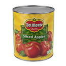 Del Monte Sliced Apples In Water 6-104 Ounce