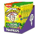 Warheads Extreme Sour Hard Candy Peg Bag 8-3.25 Ounce