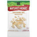 Nature's Heart 00050000785483U Toasted Coconut Chips Pouch 32-1.5 Ounce