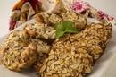 Fresh Gourmet 17700 Honey Roasted Sliced Almonds Bag 9-3.5 Ounce