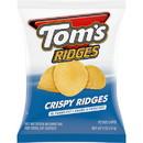 Toms 790114212 Flat Chips Plain 9-5 Ounce