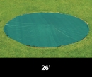 Douglas 26502H 26' Diameter Home Plate Cover, Heavy-Weight