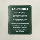 Douglas Court Signs