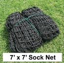 Douglas 36457 Sock Net Replacement Slip-On Net, 7' x 7'