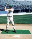 Douglas 36720 Turf Mat 4' X 6', Green (Baseball)