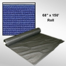 "Douglas 36928BLE Privacy Screen - Blue, 68"" x 150' Roll"
