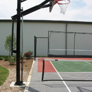 Douglas 68251C 3.5″ SQ Steel In-Line Adjustable Net System for Pro™ Basketball