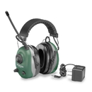 Elvex Deltuplus COM-660R Quietunes With Am And Fm Radio Rechargeable Electronic Ear Muff
